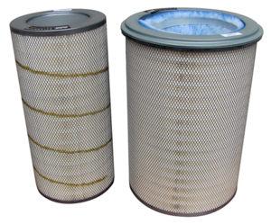 AAF Cylindrical Cartridges
